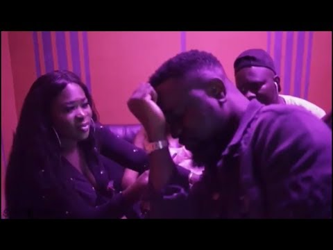 Sarkodie x Sista Afia - Studio Session (Watch Video Here)